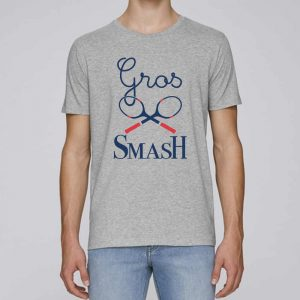 Tee-shirt Gros Smash Homme