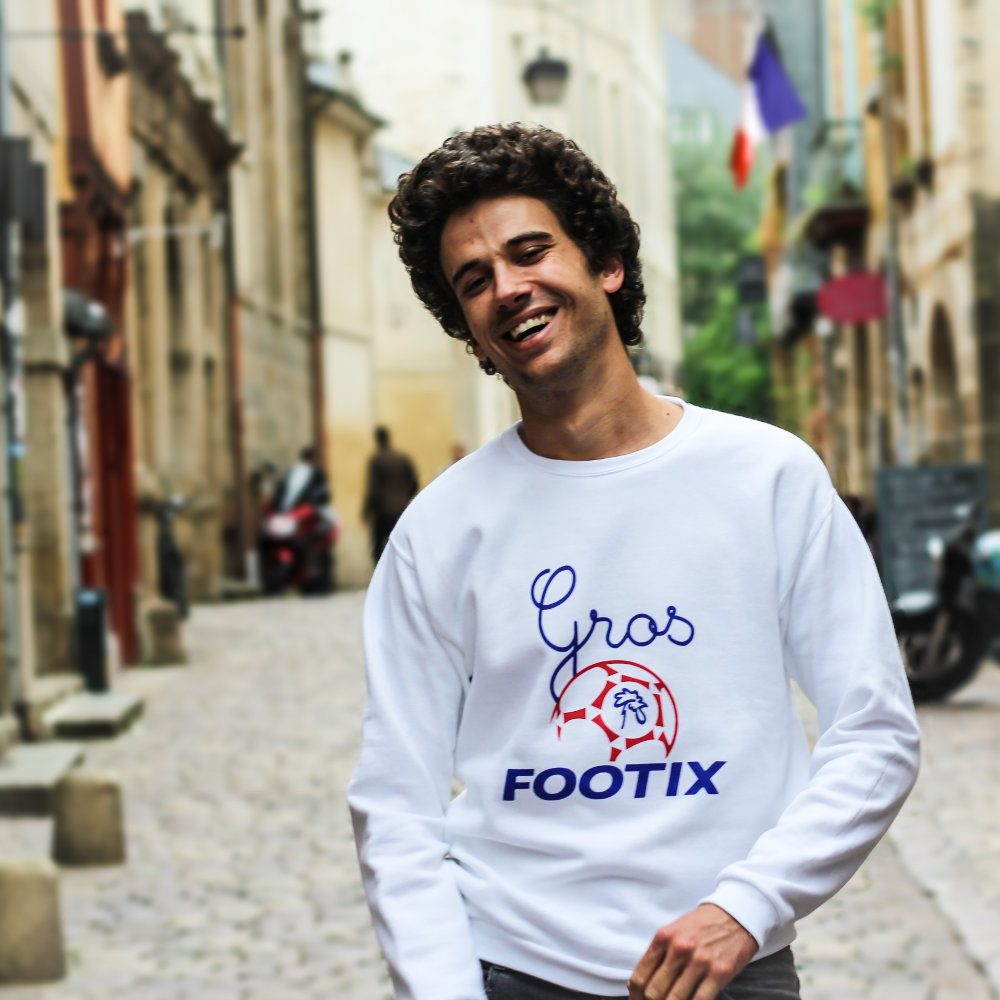Sweat Gros Footix
