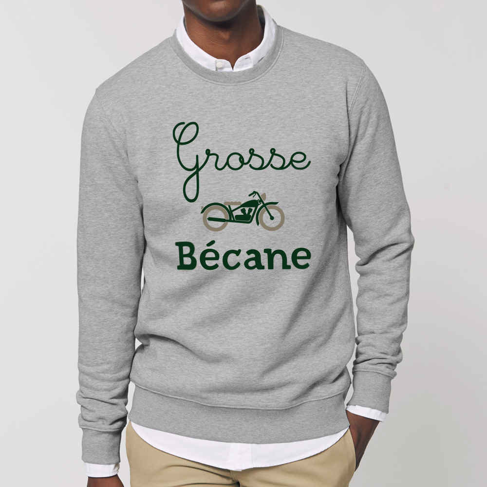 Sweat Grosse Bécane