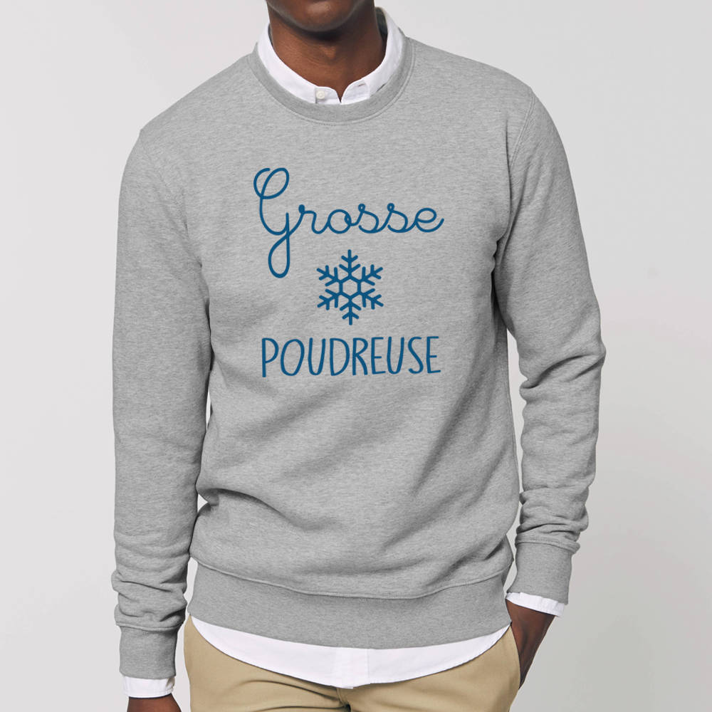 Sweat Grosse Poudreuse