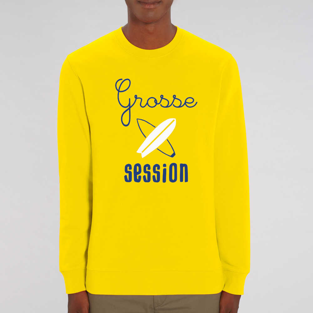 Sweat Grosse Session Fiche Produit