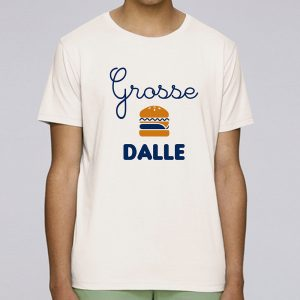 Tee-shirt Grosse Dalle Homme
