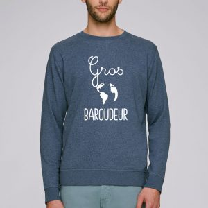 Sweat Gros Baroudeur