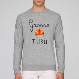sweat grosse tribu